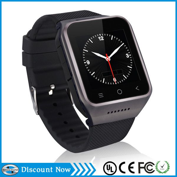 New fashion android watches 3G SIM Card android IOS 4.4 smart watch 3G smart watch with 3G WCDMA