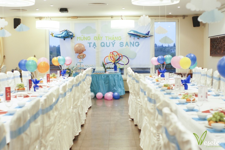 Bobe Phan - Party Planning Ideas