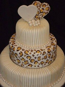 african inspired wedding ideas | Traditional and Africa Themed Cake Ideas - African Bridal