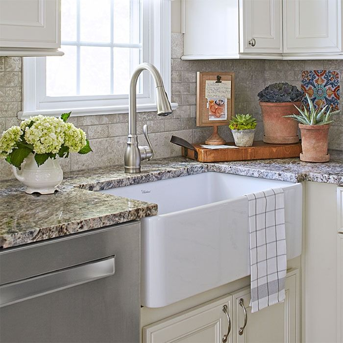 Superior See How To Get That Designer Look Kitchen Youu0027ve Dreamed Aboutu2014whether You  Work With A Pro Or Go DIY.u2014Loweu0027s Creative Ideas