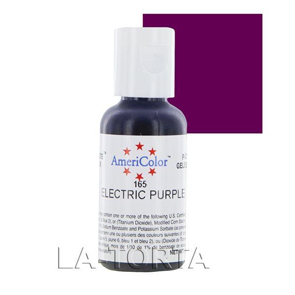 Гелевая краска Америколор Фиолетовый электрик  Придайте Вашей мастике красивого фиолетового оттенка с краской AmeriColor Electric Purple. Также можно использовать для карамели и марципана.  Характеристики: Вес - 21 грамм Производитель- AmeriColor (США)  http://la-torta.ru/product/gelevaja-kraska-amerikolor-fioletovyj-elektrik http://la-torta.com.ua/product/gelevaja-kraska-amerikolor-fioletovyj-elektrik-7025 #кондитерская_краска #пищевая_краска #Americolor #краска_Americolor…