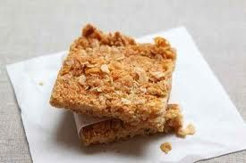 Honey Oat Slice | Stay at Home Mum