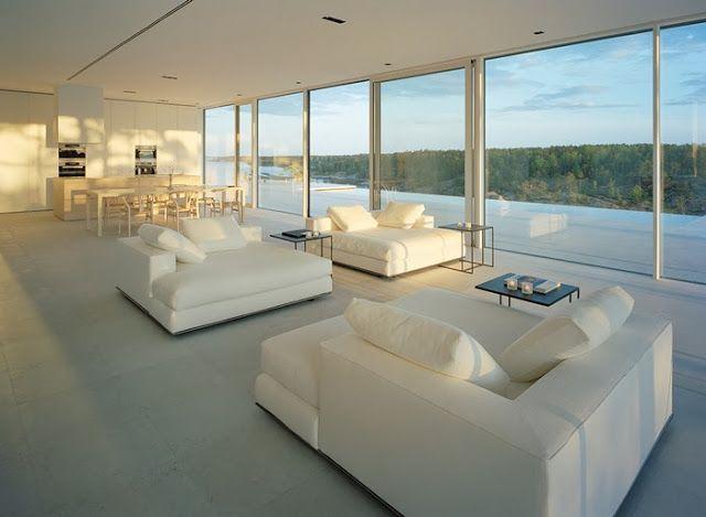 Simplicity Love: Villa Abborrkroken i Överby, Sweden | John Robert Nilsson