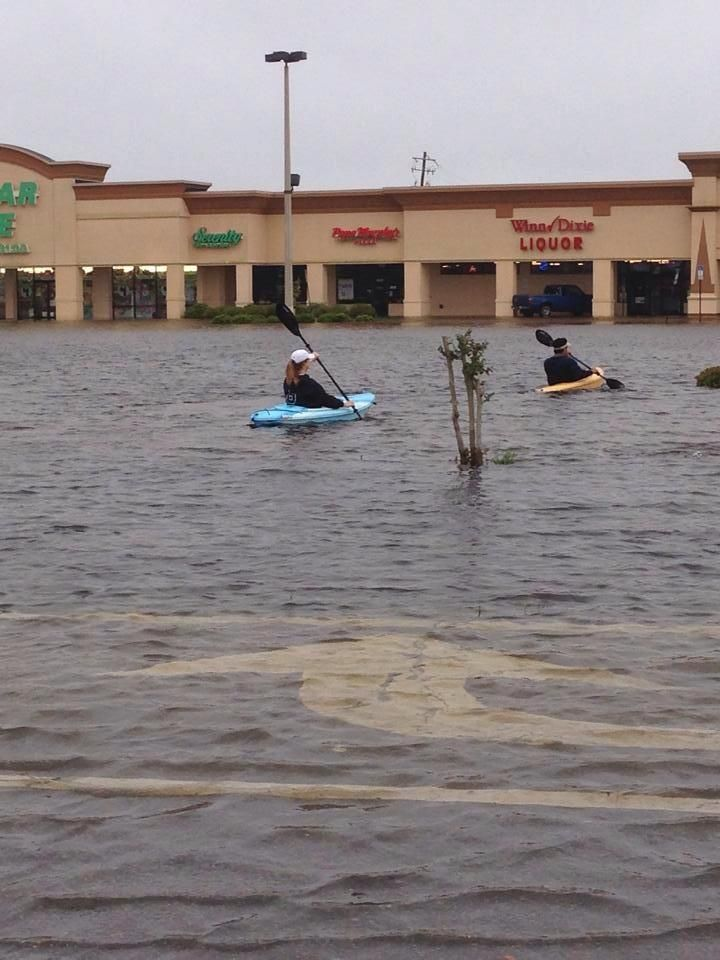 Fort Walton Beach Weather Irma