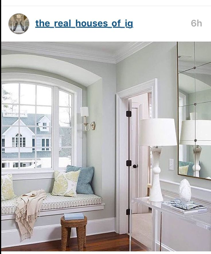 Gray Owl Kitchen: Paint Color ...Gray Cashmere By Benjamin Moore