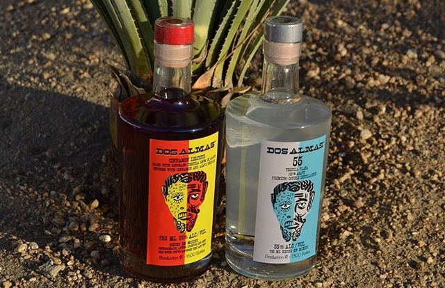 Celebrate Cinco de Mayo with some Dos Almas! Available locally in San Diego at Crest Liquor, Dick's Liquor & Wine, and Old Town Liquor. Online orders can be placed by clicking the link in our bio. #lajollalocals #sandiegoconnection #sdlocals - posted by Dos Almas  https://www.instagram.com/dosalmastequila. See more post on La Jolla at http://LaJollaLocals.com