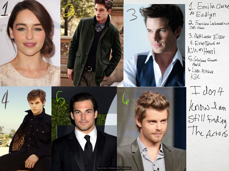 Here is my fancast for the Crown I am still deciding this is just a prototype.