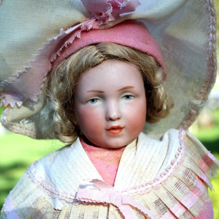 "Factory Original Kammer & Reinhardt Character #109, ""Elise"" from signaturedolls on Ruby Lane"