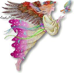 Imagens de anjos, recados de anjos