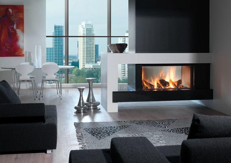 Kal Fire Heat Pure 105 double face | Les Maîtres du Feu - Cheminée - Poêle à bois - Poêle à granulés - Montauban 82