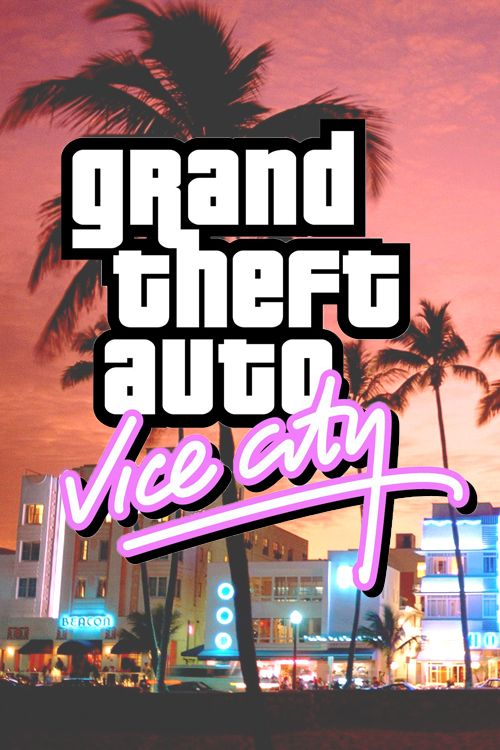 Grand Theft Auto: Vice City. The first truly brilliant GTA game.