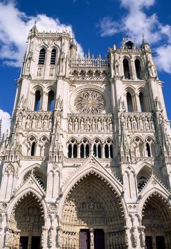 Paris' Notre Dame is rightly a big hitter, but Amiens' gargantuan cathedral is about twice the size. Travellers in Europe often complain of cathedral fatigue after wandering around a few too many churches, but this edifice in the north of France is a true standout for sheer scale and gothic craftsmanship. The famous local macarons (an almond and honey recipe unchanged for generations) and thick hot chocolate from Jean Trogneux will fuel your visit. (Walter Bibikow/Getty)