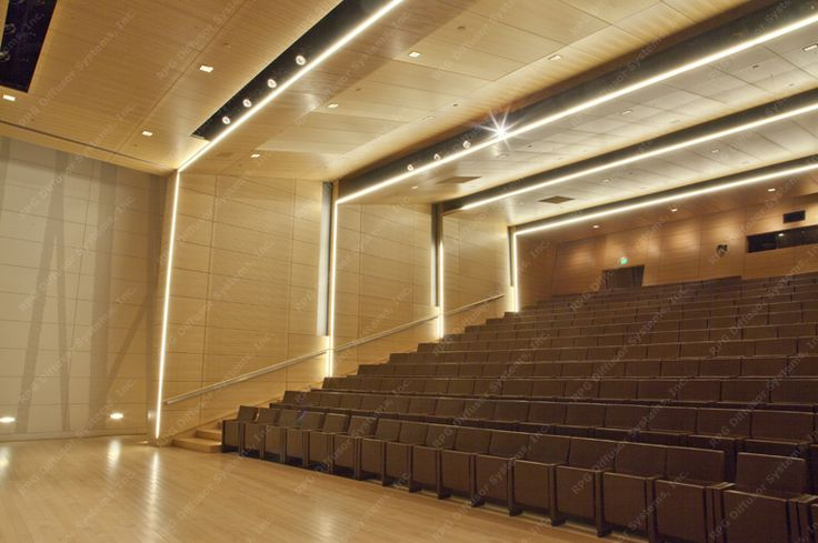 Auditorium Ceiling Design