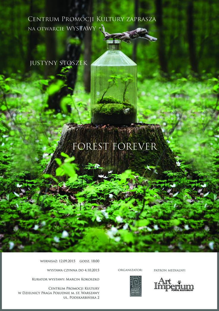 Forest Forever - Justyna Stoszek w Centrum Promocji Kultury