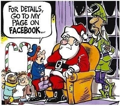 Go To My Facebook Funny Funny Quotes Humor Christmas Santa Christmas Quotes  Christmas Quote Christmas Humor