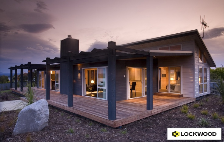 Lockwood Homes  #beautifulhomes #woodenhomes #lockwood  http://www.lockwood.co.nz/Beinspired.aspx