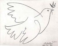 Picasso's Dove of Peace