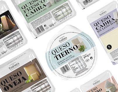 Branding y packaging para la marca Caminos del Tormes de ALDI Supermercados España-Branding and packaging design for Caminos del Tormes brand for Spain's ALDI Supermarkets.