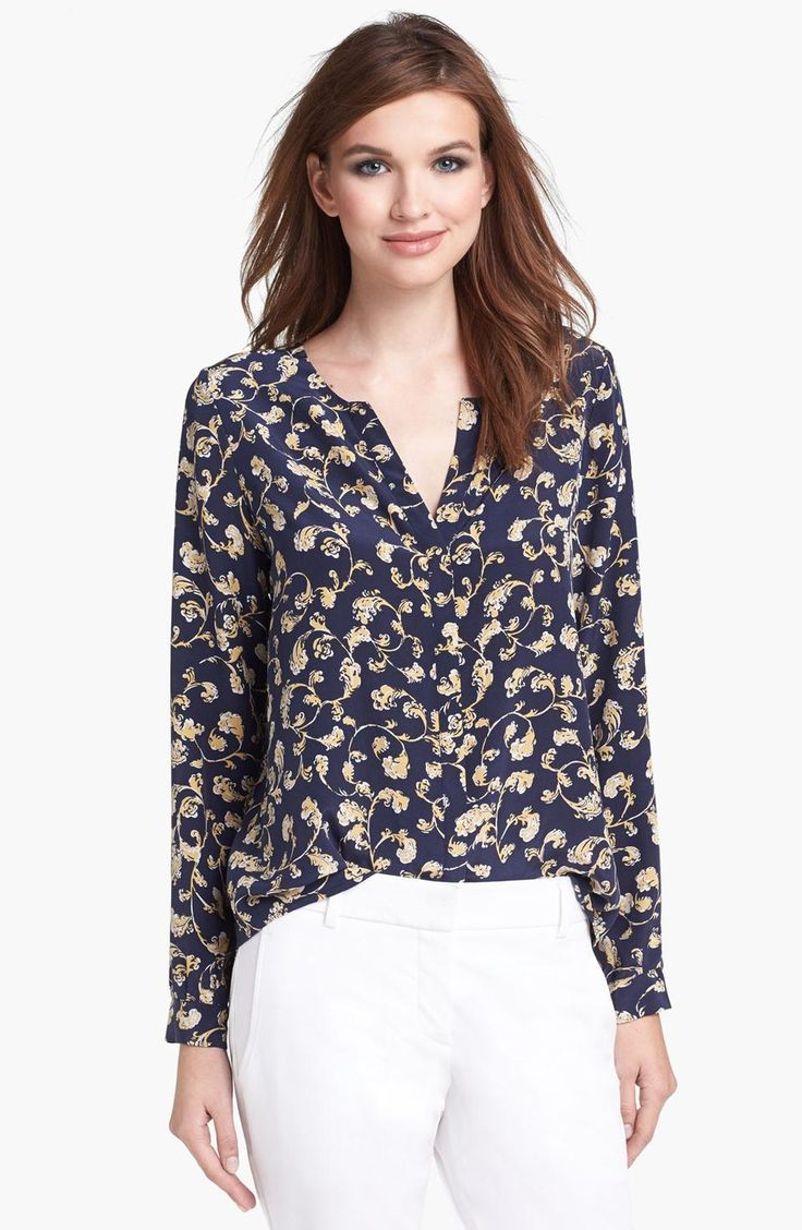 28 Best Images About Silk Blouses On Pinterest Shops