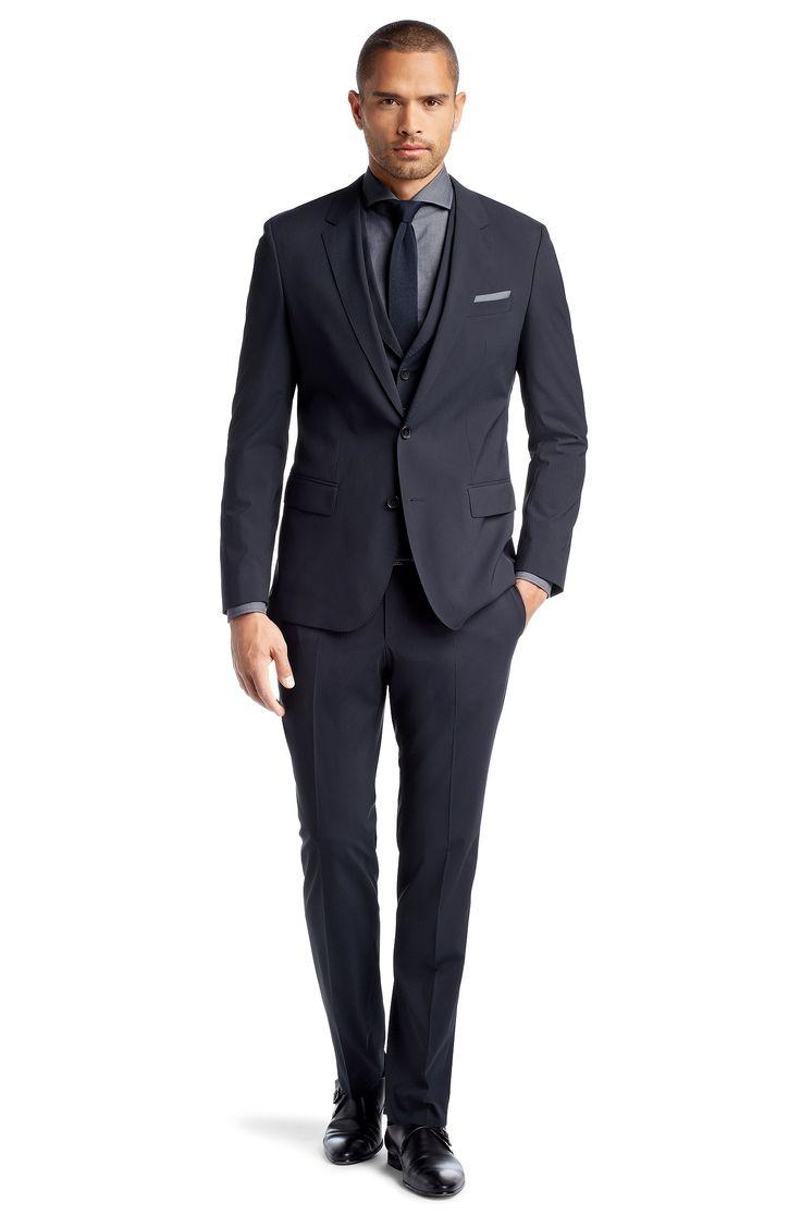 ber ideen zu hugo boss anzug auf pinterest anz ge und zugeschnittener anzug. Black Bedroom Furniture Sets. Home Design Ideas