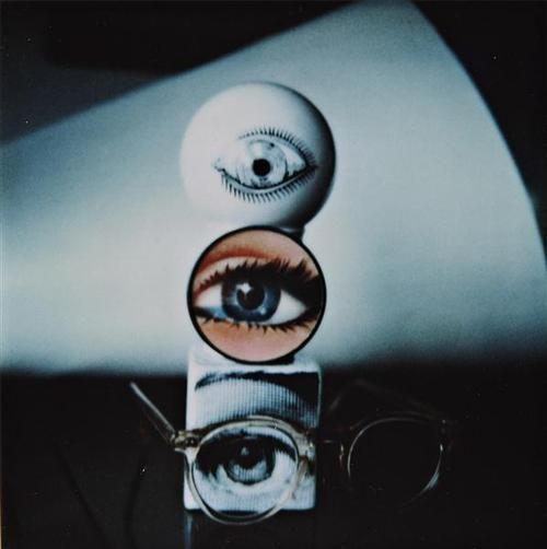 André Kertész - Untitled ( from serie polaroid), June 1979
