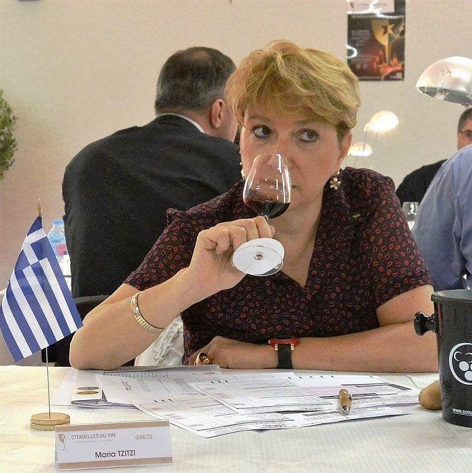 Εκπροσωπώντας την Ελλάδα σε οινικό διαγωνισμό στο Μπορντό της Γαλλίας