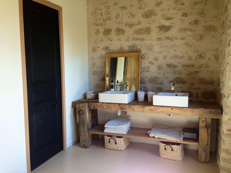 Les 55 meilleures images propos de salle de bain sur for Recherche meuble de salle de bain d occasion