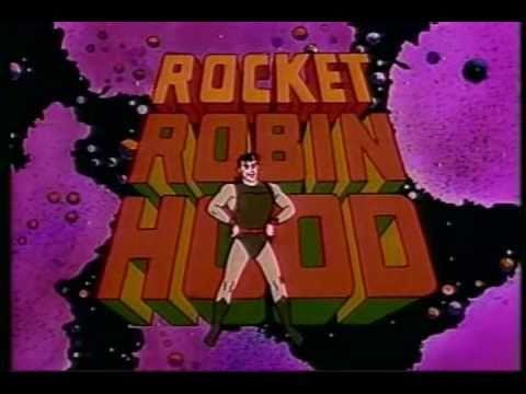 Rocket Robin Hood Opening Theme [ 1966 HQ ]