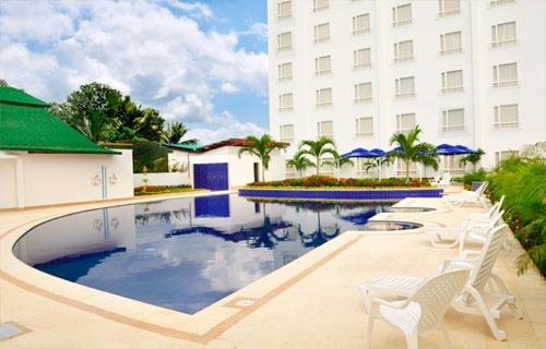 Sahna Plus Hotel | Hoteles y Fincas Santa Marta | Hoteles y Fincas Magdalena | Viaja por Colombia | Guía Turística y Hotelera  Hotel de Santa Marta, Magdalena Km 12 vía al aeropuerto