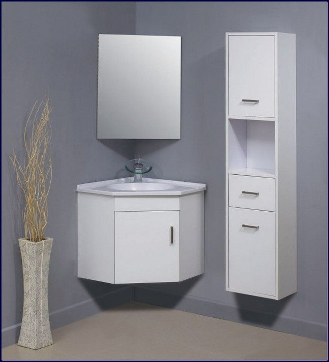 Creative Design Corner Bathroom Vanity Ideas Bathroomconstruction Corner Bathroom Vanity Custom Bathroom Vanity Bathroom Vanity