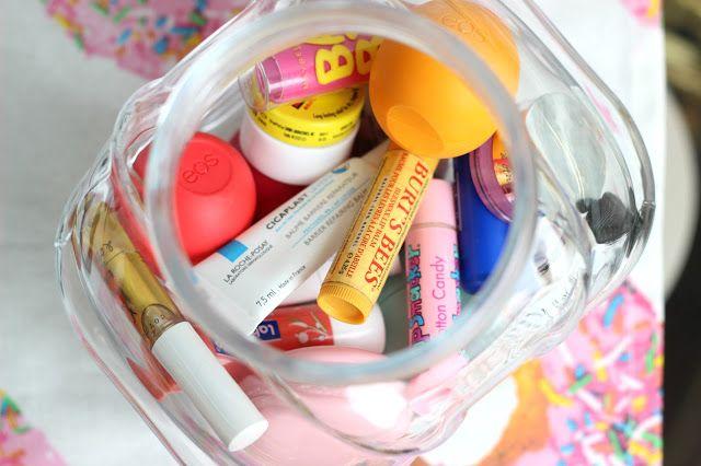 Sprinkles on a cupcake: Lippenbalsem favorieten voor hele droge lippen