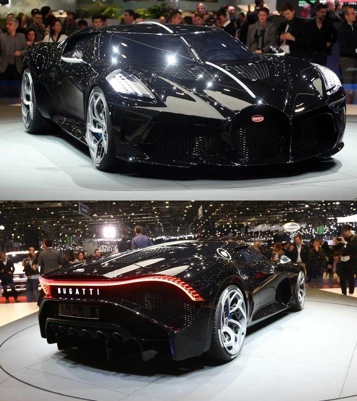 Bugatti La Voiture Noire #amazingcars In 2020