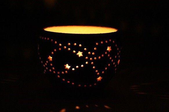 星空燭台LL全面參與[白夜行] | 照明・燈具・燈飾 | スピコ | Creema 手作・設計購物網站
