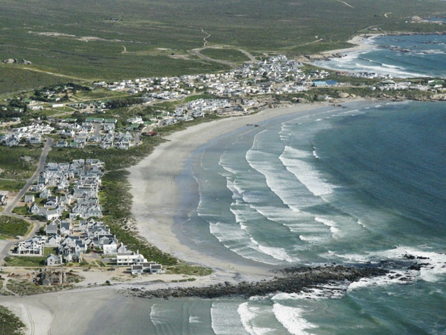 Paternoster - 90 min from Cape Town - lovely quite fishing village - West Coast.
