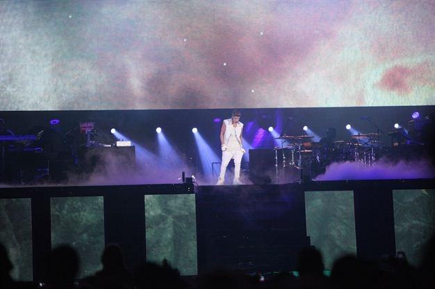 Justin Bieber live in Cape Town   Channel24
