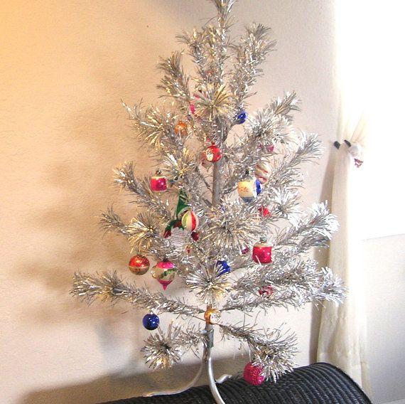 Aluminum: Vintage Aluminum Christmas Tree
