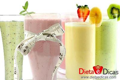 Dieta do Shake Caseiro