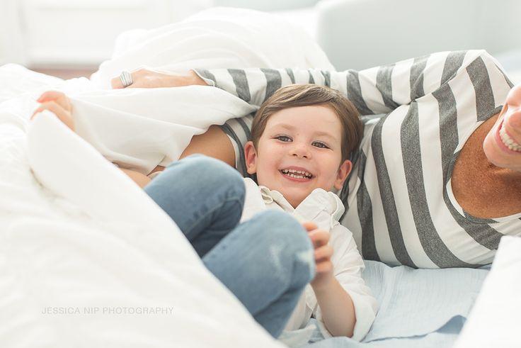 Light and bright lifestyle session at home | Toronto family photographer | Jessica Nip Photography | www.jessicanip.com