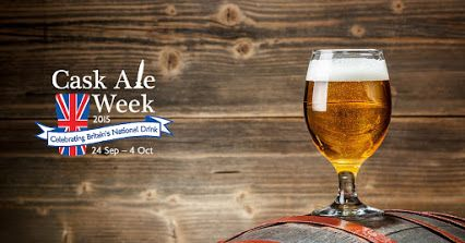Come and Try our Guest Ales at the George and Celebrate Cask Ale Week from September 24th!