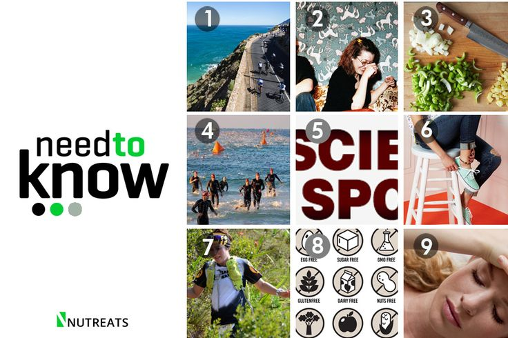 9 Things to Know This Week.   1. The best places to #travel in 2016 2. How to look after your knives #kitchen tips 3. The risk of over hydration in triathletes #sportsnutrition 4. Everything you need to know about ovarian cysts #womenshealth 5. The weird side affect of no sleep 6. The truth to belly fat #diets 7. The ban on tackles in rugby 8. Why chit chat is crucial to social relationship 9. A letter to the president  #nutreatsreads