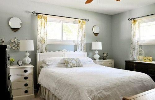 bed under window setup