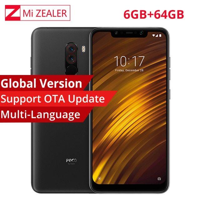 global version xiaomi mi a2 64gb rom 4gb ram brand new and sealed