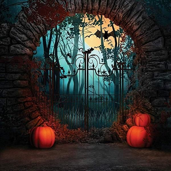 halloween theme background horror night backdrop in 2018