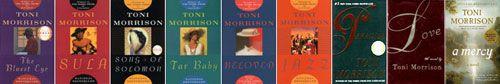 Language and music in Toni Morrison's Jazz