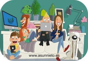 familia-móviles