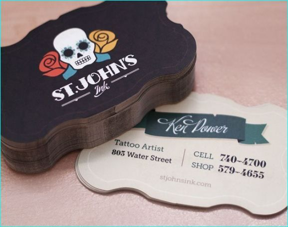 574 best business card vol2 images on pinterest visit cards 40 must see creative unique business card designs die cut reheart Image collections