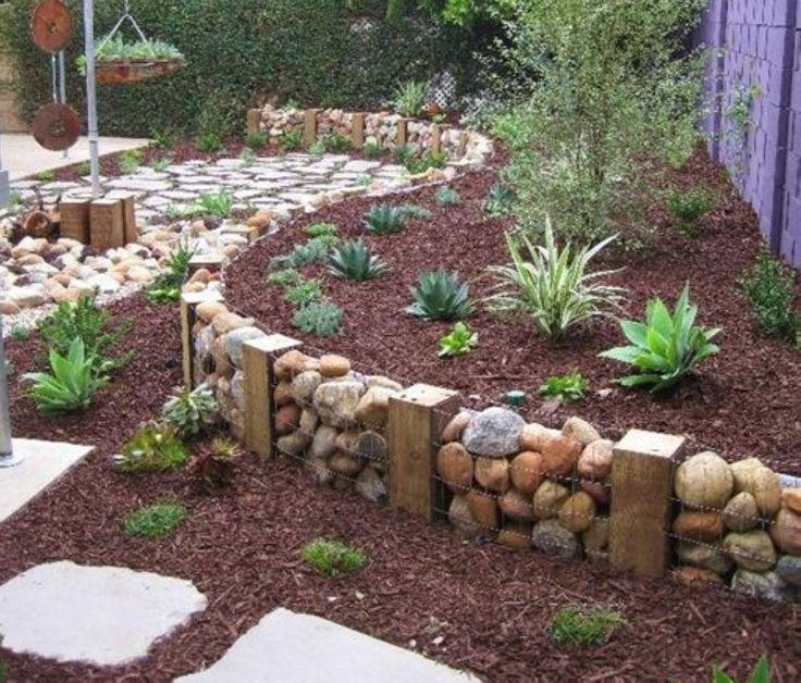 3561 best Rock Landscaping Ideas images on Pinterest Gardens
