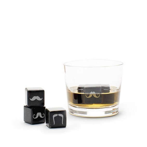 Moustache Stones, $14   24 Clever Kitchen Gifts For Your Favorite Twentysomething