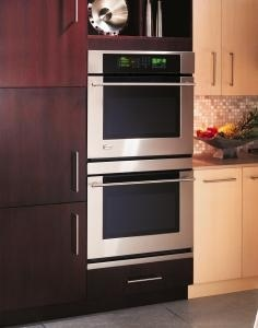 GE Monogram ovens