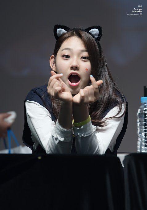 #mina #ioi #gugudan #fansign #cute # kpop Twitter